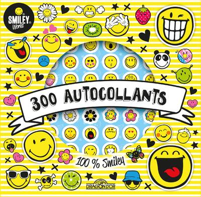 Smileyworld ; smiley ; 300 autocollants 100% smiley