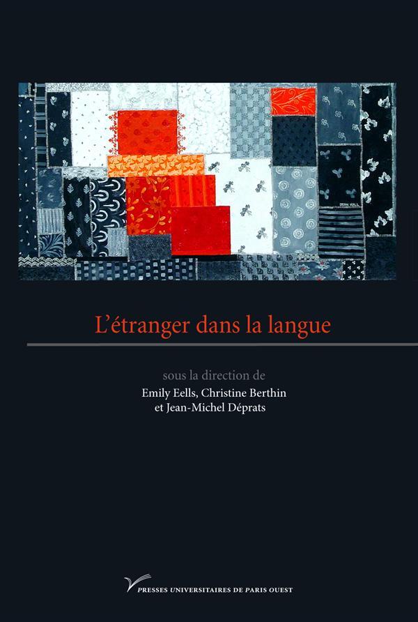 L'étranger dans la langue
