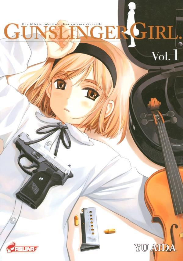 Gunslinger Girl T.1