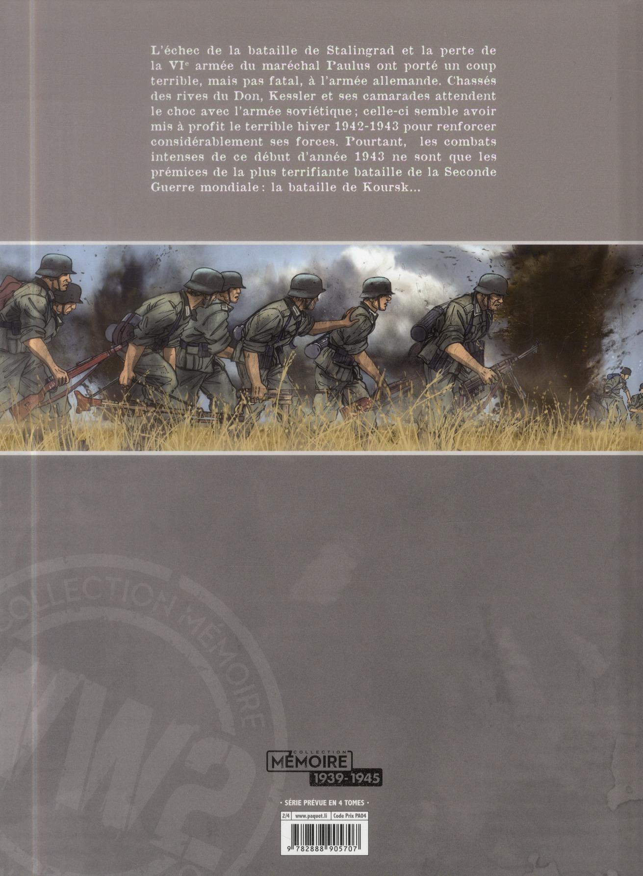 L'armée de l'ombre t.2 ; le réveil du géant