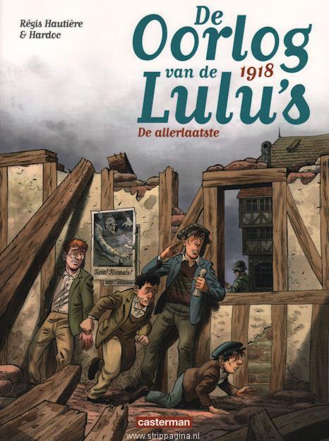 De oorlog van de Lulu's T.5 ; 1918, de allerlaatste