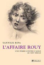 Vente Livre Numérique : L'affaire Rouy  - Yannick Ripa