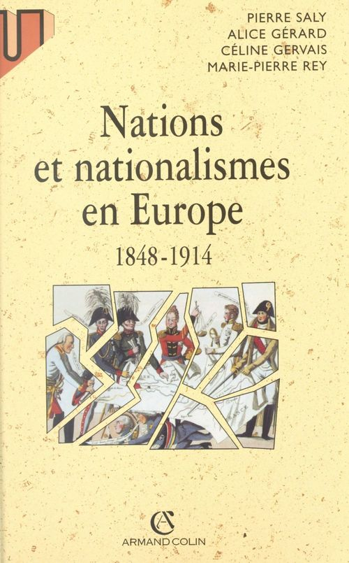 Nations et nationalismes en Europe, 1848-1914