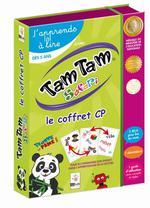 Tam tam safari ; j'apprends à lire ; le coffret cp