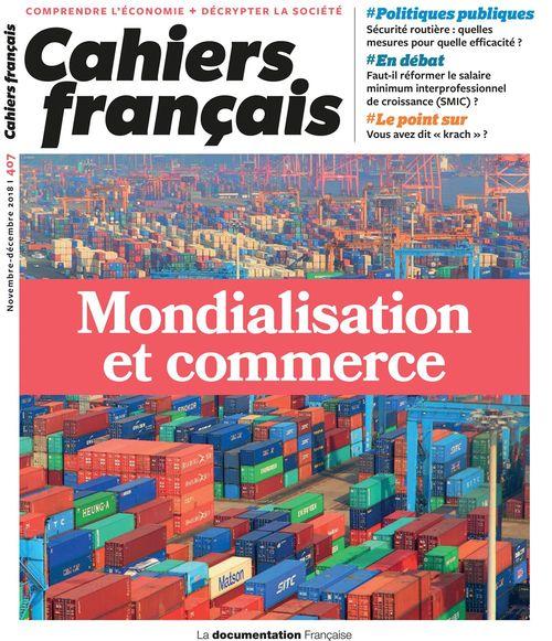 Mondialisation et commerce extérieur