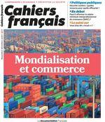 Vente Livre Numérique : Cahiers français : Mondialisation et commerce - n°407  - La Documentation française