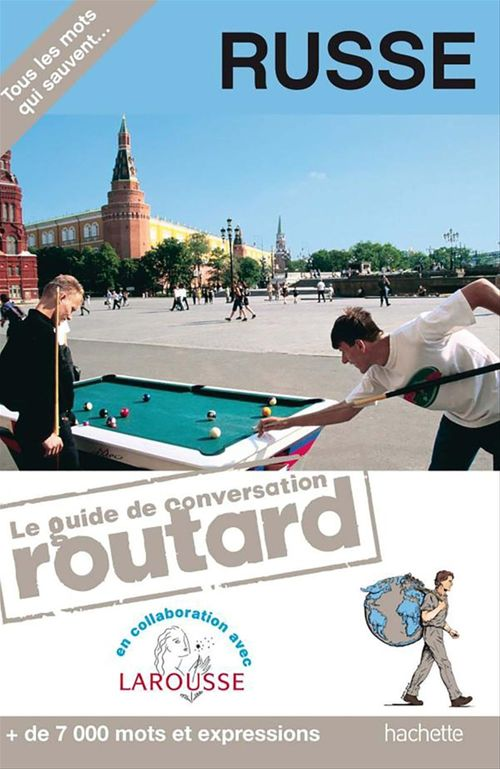 Le guide de conversation Routard ; russe