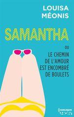 Vente Livre Numérique : Samantha T5 - ou Le chemin de l'amour est encombré de boulets  - Louisa Méonis