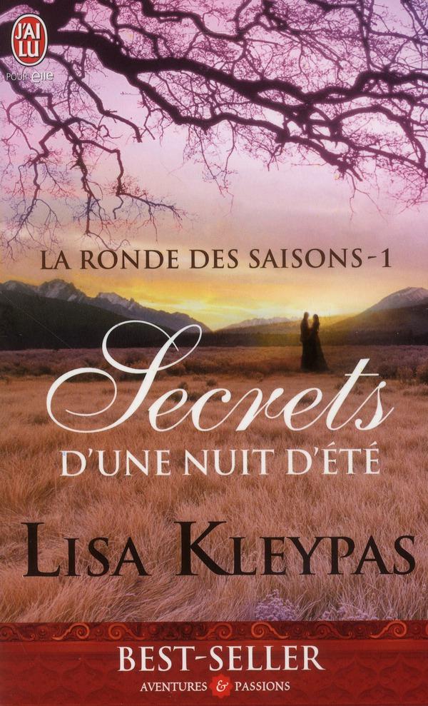 La Ronde Des Saisons T.1 ; Secrets D'Une Nuit D'Ete