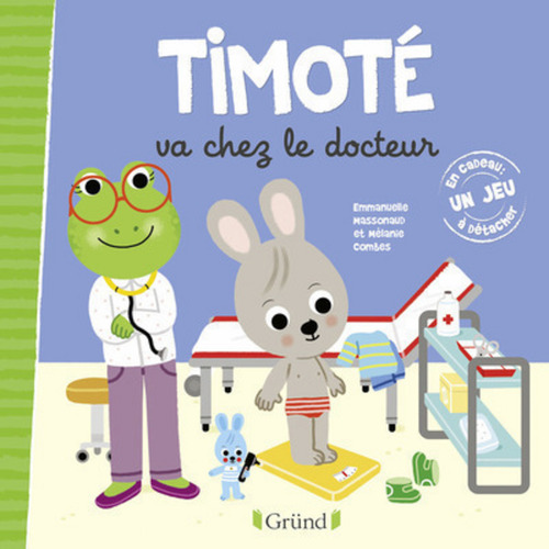 Timoté va chez le docteur