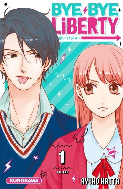 BYE BYE LIBERTY - TOME 1 - VOLUME 01 HATTA AYUKO