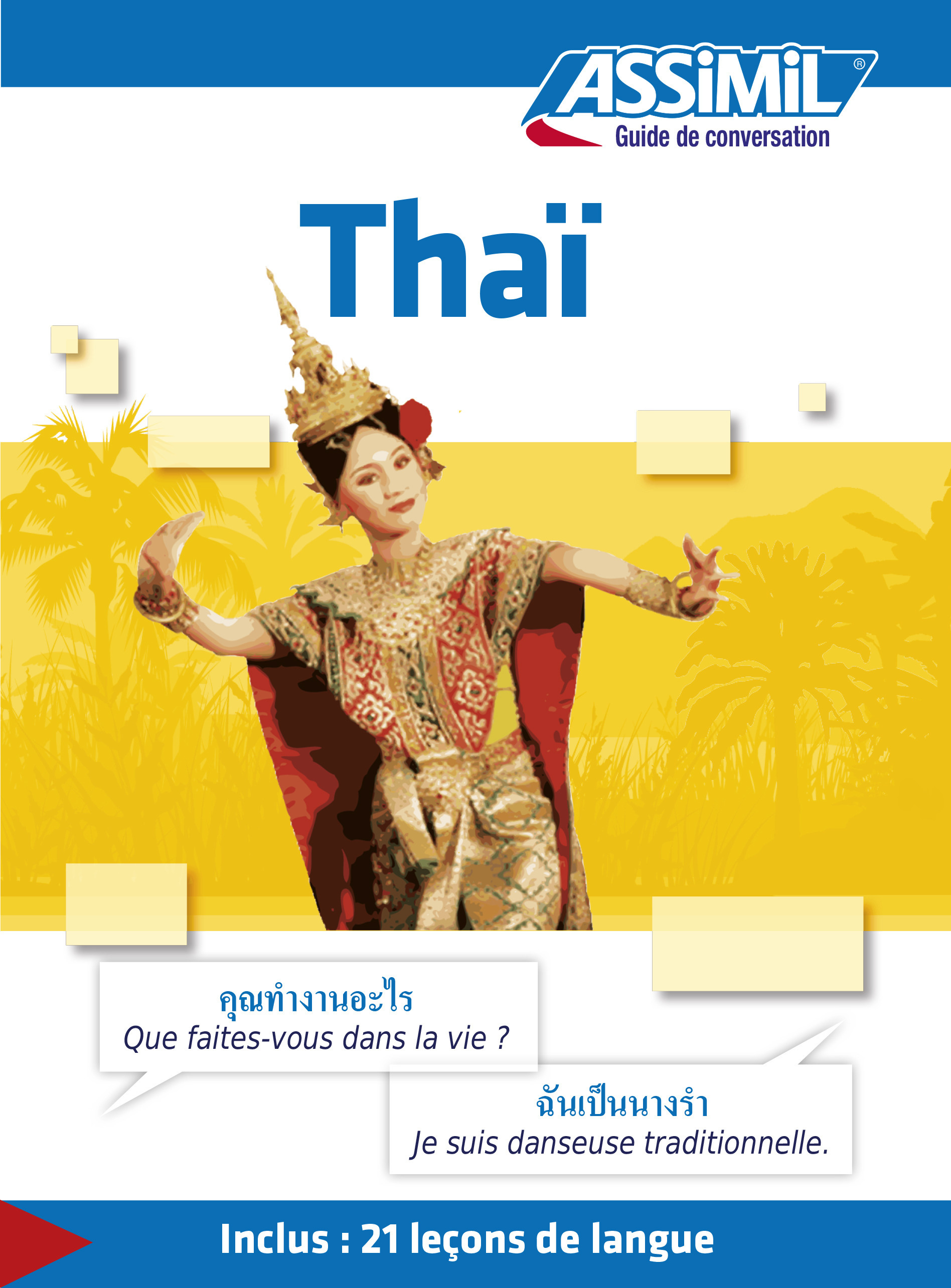 Guides de conversation ; thaï