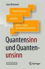 Vente Livre Numérique : Quantensinn und Quantenunsinn  - Jean Bricmont