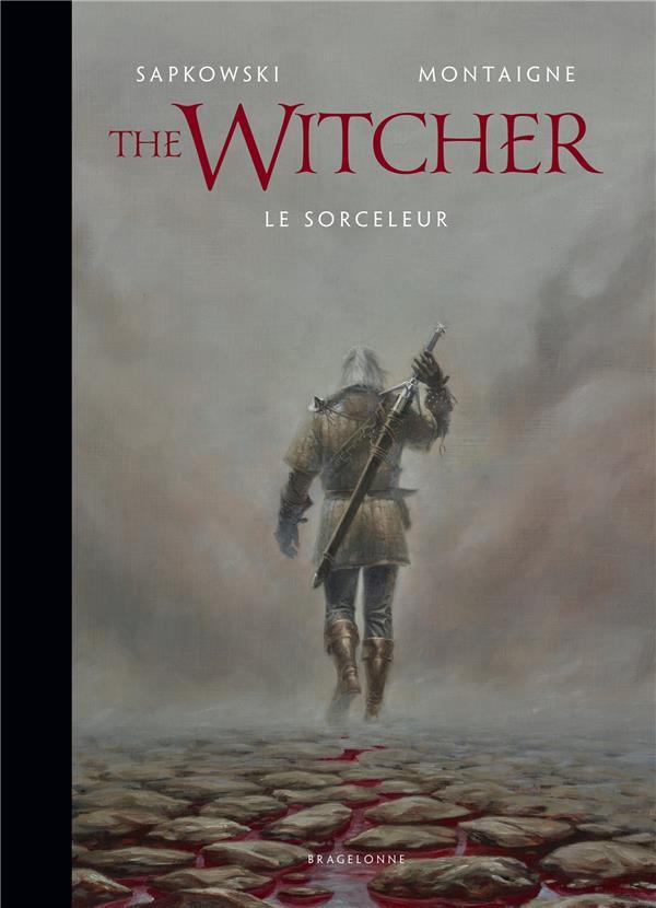 The Witcher ; l'univers du sorceleur ; the witcher illustré