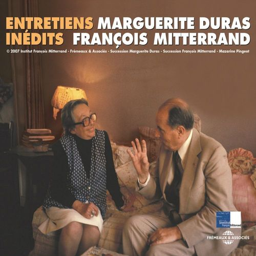 Vente AudioBook : Marguerite Duras et François Mitterrand. Entretiens inédits  - Marguerite Duras  - François MITTERRAND