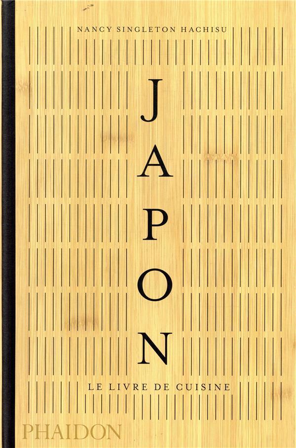 Japon : le livre de cuisine