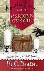 Vente Livre Numérique : Agatha Raisin and the Curious Curate  - Beaton M C