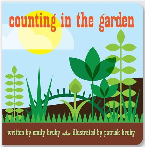 Patrick hruby counting in the garden (mini)