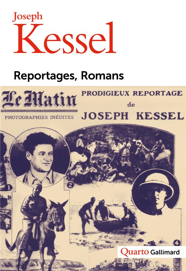 Reportages, romans