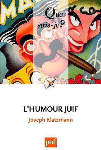 L'humour juif (5e édition)