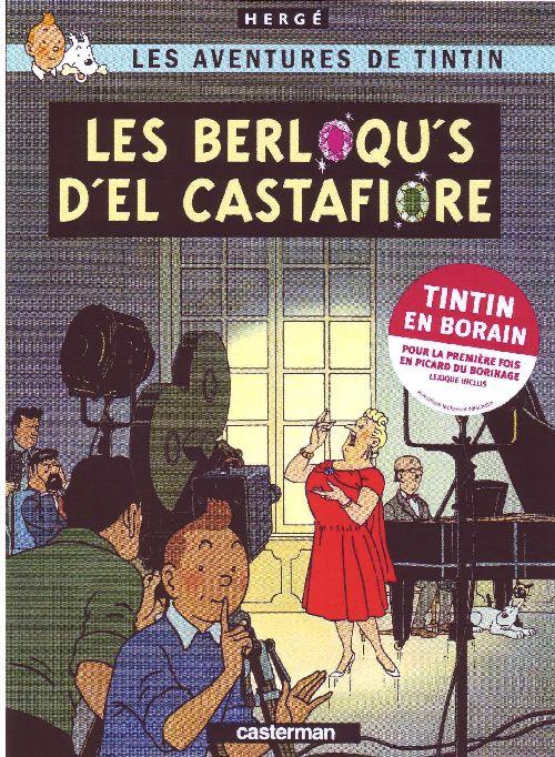 Les aventures de Tintin T.21 ; les berloqu's d'el castafiore