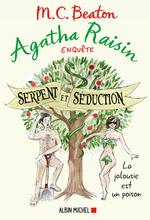 Vente Livre Numérique : Agatha Raisin 23 - Serpent et séduction  - M. C. Beaton