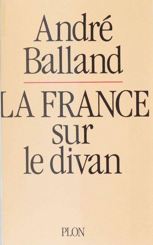 France sur le divan