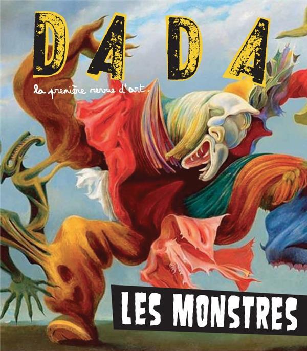 Revue dada t.196; les monstres