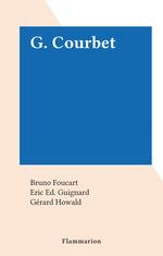 Vente Livre Numérique : G. Courbet  - Bruno Foucart