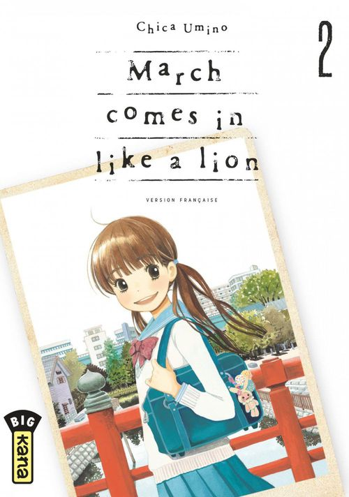March comes in like a lion - Tome 2