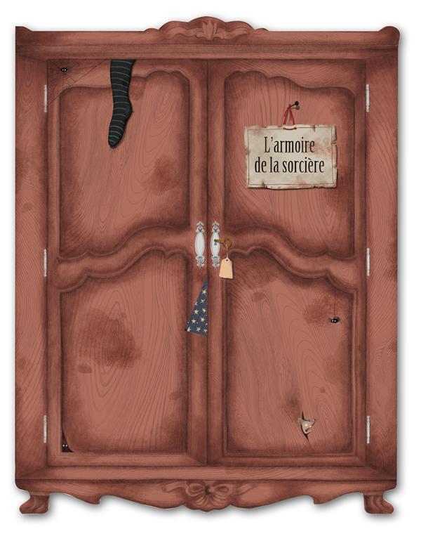 L'armoire de la sorcière