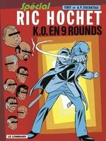 Ric Hochet - tome 31 - K.O. en 9 Rounds  - Duchâteau - A.P. Duchâteau