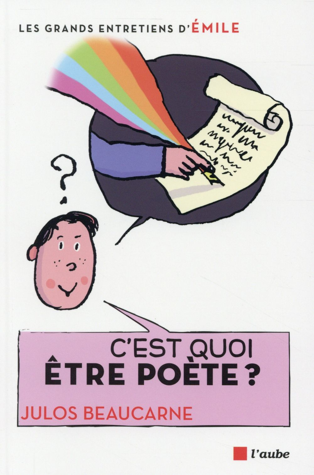 C'est quoi être poète ?