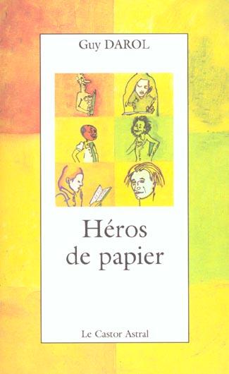 Heros de papier