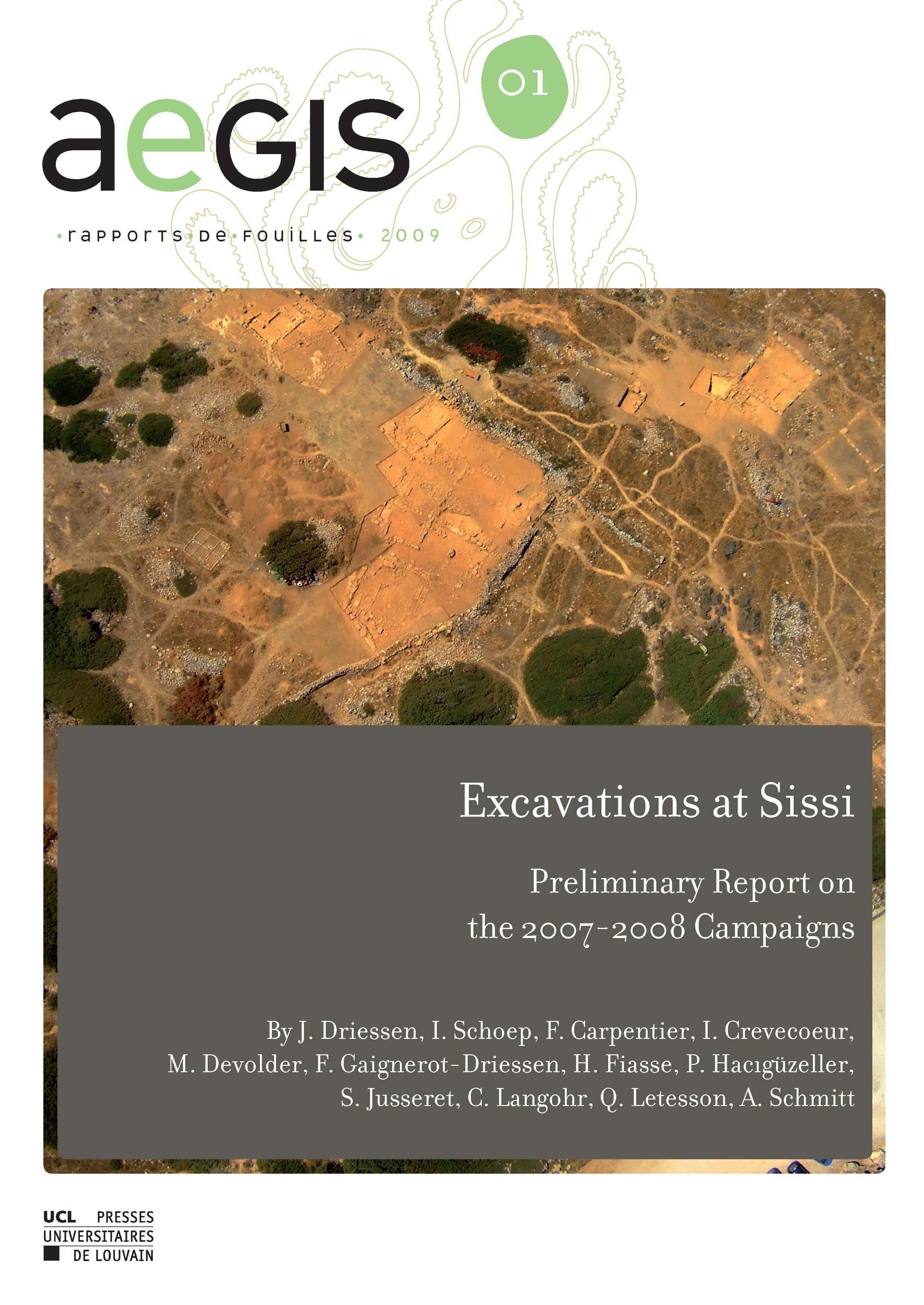 Excavations at Sissi