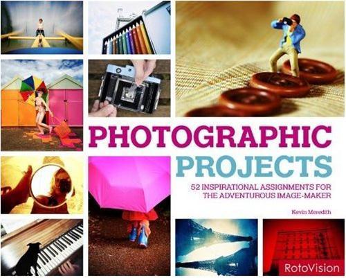 52 photographics projects /anglais