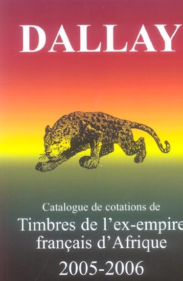Catalogue dallay timbres ex empire fr.