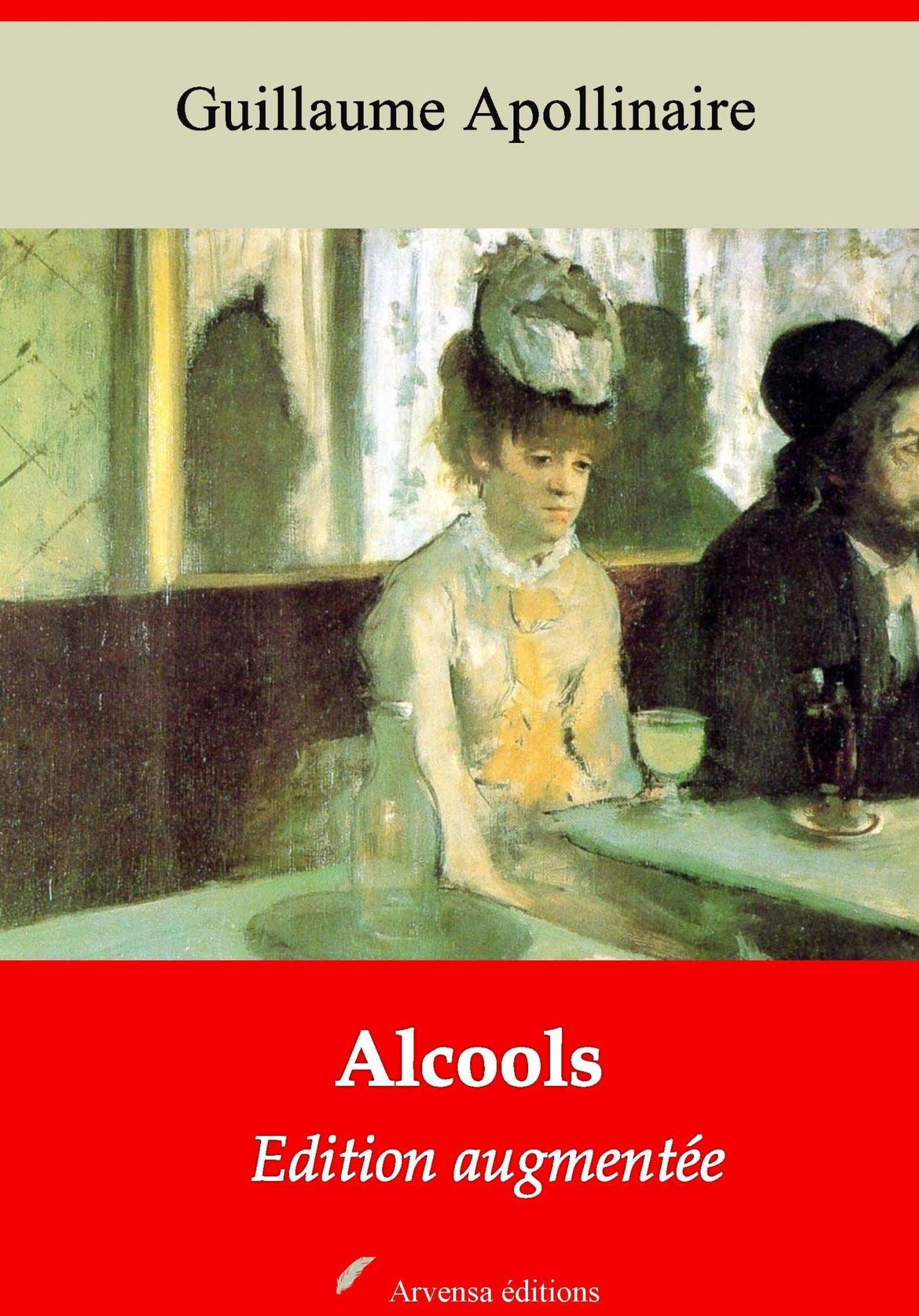 Alcools - suivi d'annexes