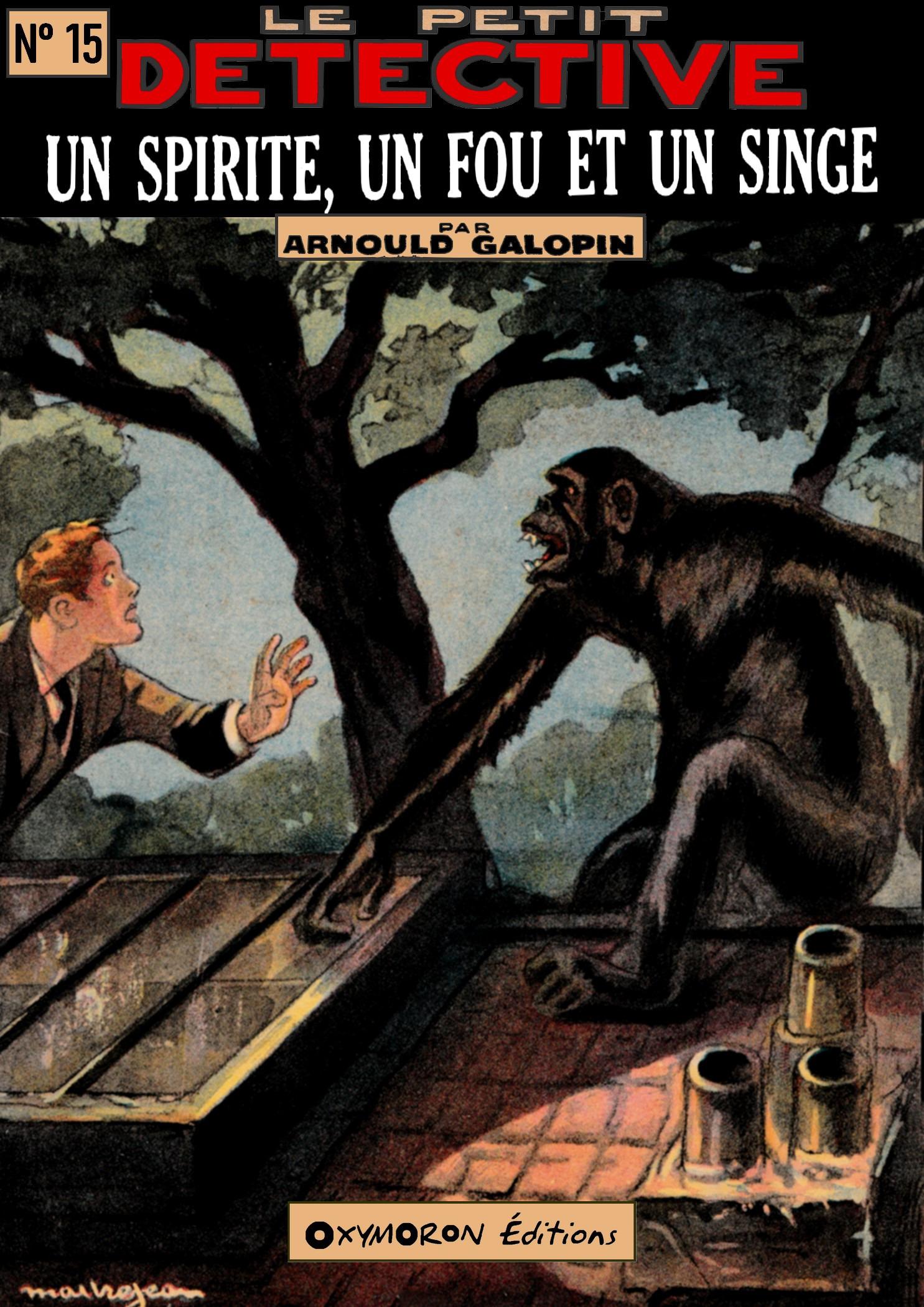 Un spirite, un fou et un singe