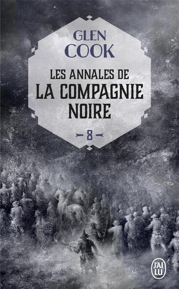 Les Annales De La Compagnie Noire T.8 ; Elle Est Les Tenebres T.1