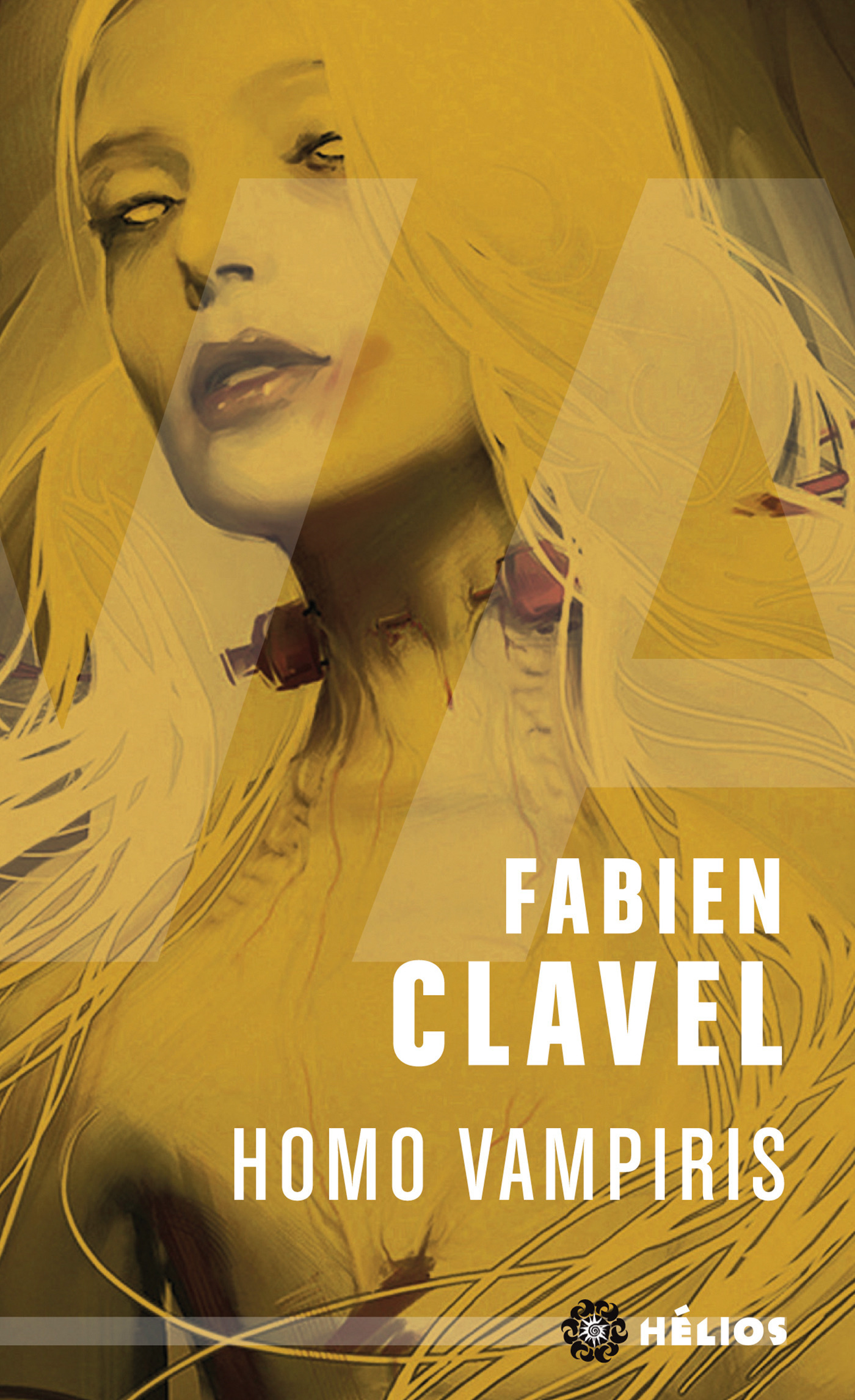 Vente Livre Numérique : Homo Vampiris  - Fabien Clavel