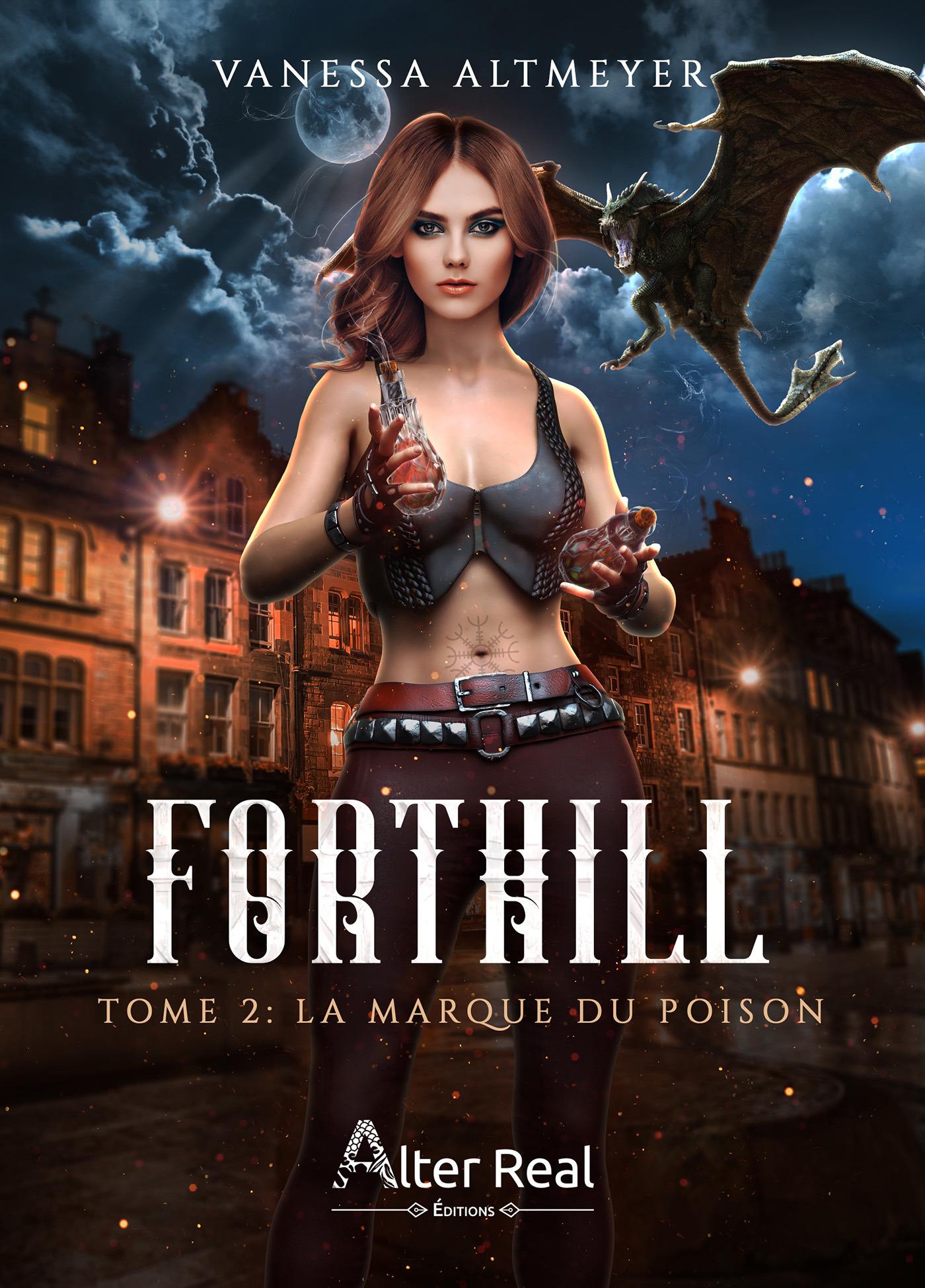 Forthill - t02 - la marque du poison - forthill #2