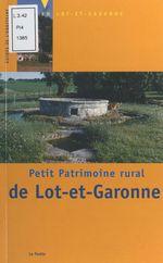 Petit patrimoine rural de Lot-et-Garonne