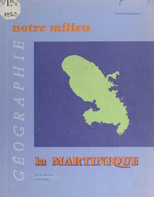 Géographie de la Martinique