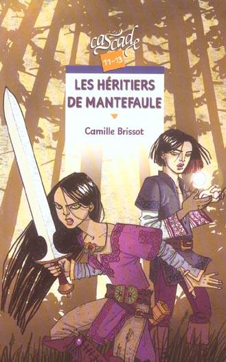 LES HERITIERS DE MANTEFAULE BRISSOT-C
