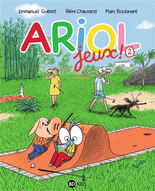Ariol ; jeux t.2