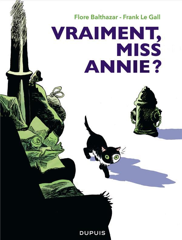 Miss Annie t.2 ; vraiment, miss Annie ?