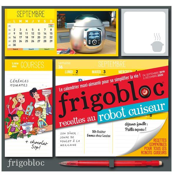 Calendrier De Decembre 2020.Frigobloc Robot Cuiseur Calendrier D Organisation Familiale De Sept 2019 A Decembre 2020 Edition 2019 2020 Collectif Play Bac Papeterie
