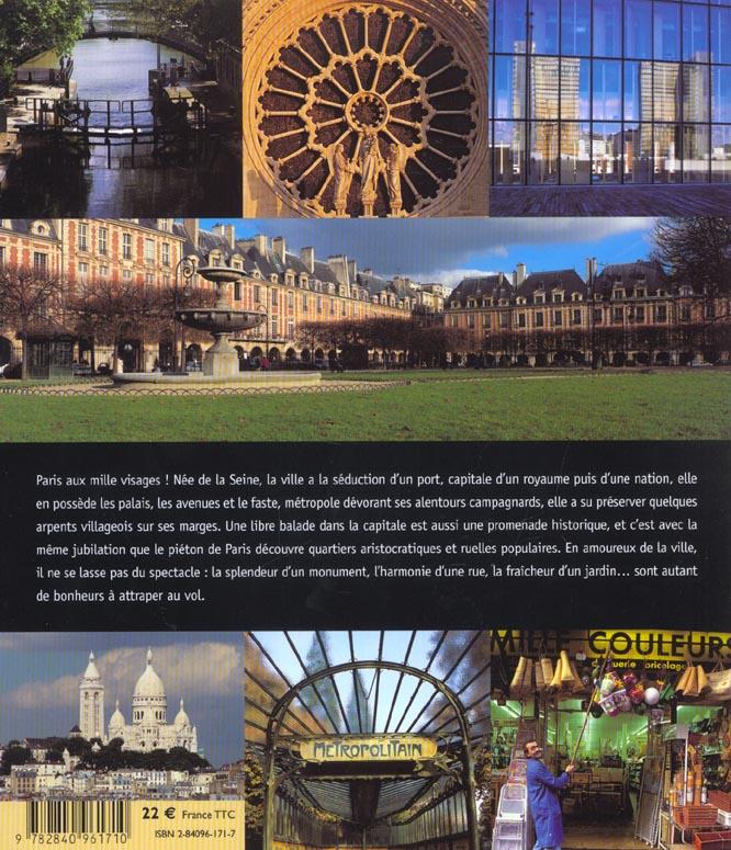 Paris aux mille visages