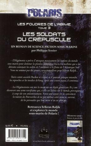 Les foudres de l'abîme t.3 ; les soldats du crépuscule